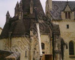 Serviloc Nacelles - Saint-Lambert-La-Potherie - Nacelle araignée 39 mètres